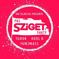 Pre Sziget Party 2018