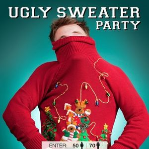 Вечірка Ugly Sweater Party