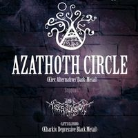 Концерт Azathoth Circle (dark metal)